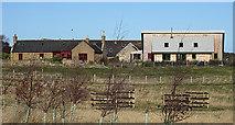 NJ1264 : Bruntlands Farm by Anne Burgess