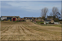 NJ1364 : Standingstone Farm by Anne Burgess