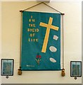 SJ9696 : I Am The Bread Of Life by Gerald England