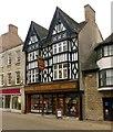 TF0207 : 10 High Street, Stamford by Alan Murray-Rust