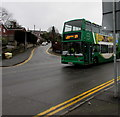 ST3388 : X74 double-decker bus, Chepstow Road, Newport by Jaggery