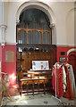 SJ9696 : St Mary's Organ by Gerald England