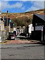 SS9596 : NE along Chapel Street, Treorchy by Jaggery