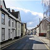 TL8683 : Thetford: down White Hart Street by John Sutton