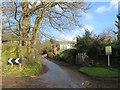 TQ5638 : Cabbage Stalk Lane, Tunbridge Wells by Malc McDonald