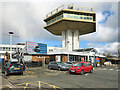 SD5051 : Lancaster Services, The Pennine Tower by David Dixon