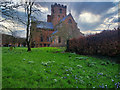 NY3955 : Carlisle Cathedral Church of the Holy and Undivided Trinity by David Dixon