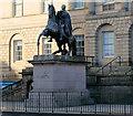 NT2574 : The Iron Duke in Edinburgh by David Dixon