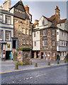 NT2673 : Edinburgh High Street, Moubray House and John Knox House by David Dixon