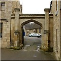 TF0207 : Gateway at 15 All Saints Street, Stamford by Alan Murray-Rust