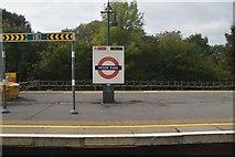 TQ0893 : Moor Park Underground Station by N Chadwick