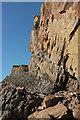 SS2004 : Cliff near Upton by Derek Harper