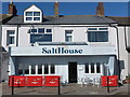 NZ3671 : Salthouse (Cafe) Victoria Crescent Cullercoats by Geoff Holland