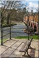 TQ1656 : Leatherhead Bridge by Ian Capper