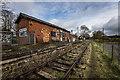 SJ9253 : Endon Railway Station (Disused) by Brian Deegan
