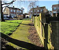 ST3090 : Ascent towards Pinewood Close, Malpas, Newport by Jaggery