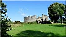 SX1061 : Restormel Castle by Sandy Gerrard