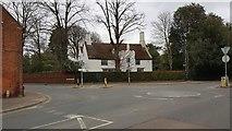 TM1822 : Thorpe-le-Soken: The Abbey by Nigel Cox