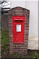 SX9166 : Postbox, Watcombe by Derek Harper