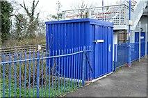 TQ0487 : On Denham Station by N Chadwick