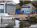 SE1040 : Hainsworths Boatyard Ltd by Chris Allen