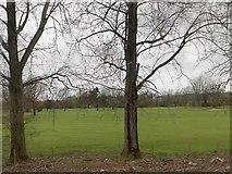 SJ4910 : Meole Brace Golf Club by Alan Hughes