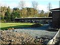 NS5572 : Golf range, Kilmardinny by Richard Sutcliffe