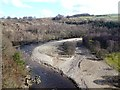 NY6758 : View upstream from the Lambley Viaduct by Oliver Dixon