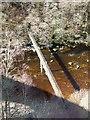 NY6758 : Lambley footbridge by Oliver Dixon