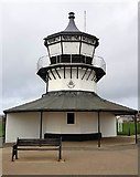TM2632 : Harwich: The Low Lighthouse by Nigel Cox
