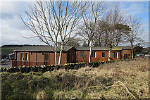 NJ9301 : Craighill Holiday Park by Anne Burgess