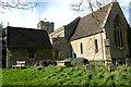 SU5494 : St Mary, Long Wittenham - south-east elevation by David Kemp