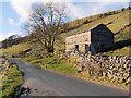 SD8979 : Calf Barn, Deepdale by David Dixon