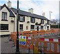 ST4888 : The Cross Inn, 1 Newport Road, Caldicot by Jaggery