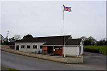 H4174 : Gillygooley Orange Hall by Kenneth  Allen