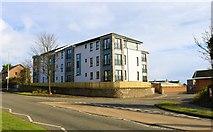 NO3700 : New flats in Leven by Bill Kasman