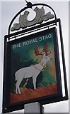 SU9877 : The Royal Stag, London Road, Slough by Ian S