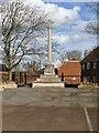 SU1480 : War memorial by Michael Dibb