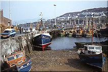 NM6797 : Fishing boats, Mallaig Harbour by Colin Park