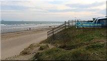 NO3901 : Leven beach by Bill Kasman