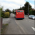 ST3092 : Stagecoach bus 47635 on Newport Road, Cwmbran by Jaggery