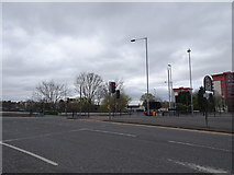 SO9198 : Ring Road Scene by Gordon Griffiths