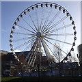 SJ3489 : The Wheel of Liverpool by Rudi Winter