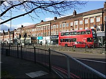 TQ2688 : Market Place, Hampstead Garden Suburb by David Howard