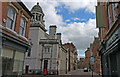 SK5804 : Grey Friars in Leicester city centre by Mat Fascione