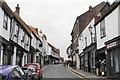 TL1407 : George Street by Bill Boaden