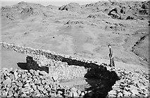 NY2101 : Hardknott Fort, 1960 – 4 by Alan Murray-Rust