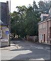 SU1659 : Dead-end eastern end of Church Street, Pewsey by Jaggery