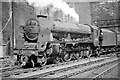 SJ3590 : Rebuilt Patriot 4-6-0 locomotive 45521 'Rhyl', 1960 by Alan Murray-Rust