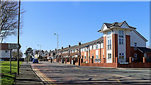 SO9096 : Goldthorn Hill in Wolverhampton by Roger  Kidd